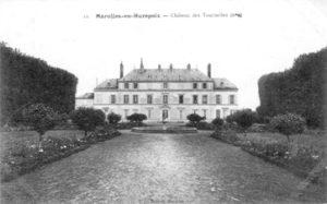 Chateau des Tournelles Marolles