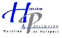 Logo Histoire et Patrimoine Marolles-en-Hurepoix
