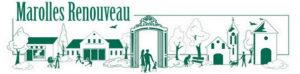 Logo Marolles-en-Hurepoix renouveau