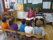 Lecture aux enfants Marolles-en-Hurepoix