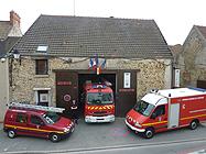 Pompiers marollais